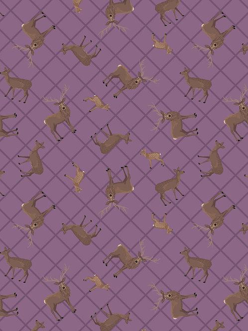 Loch Lewis - Purple Deer Check