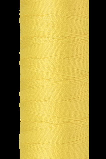 Mettler Silk Finish Cotton 50 - LEMON ZEST (Col# 3507)