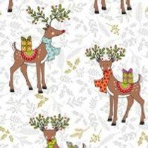 Makower 'Festive' Reindeer