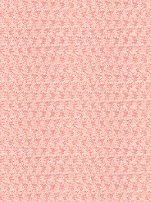 Thalassophile - Shells on Coral Pink