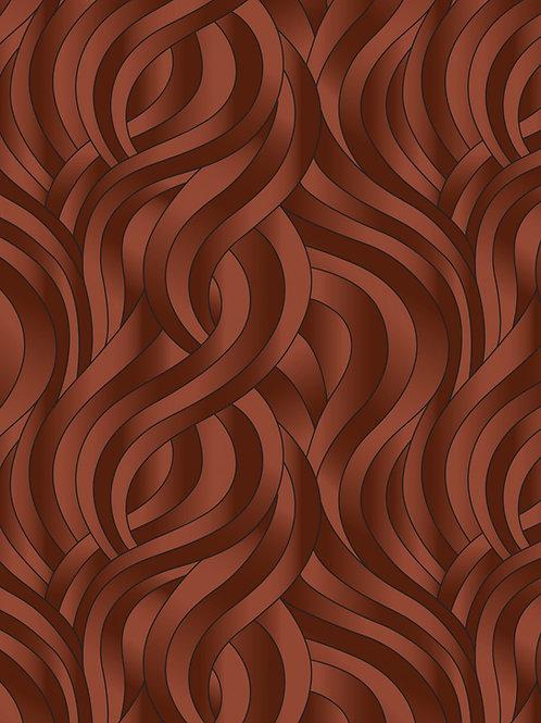 Reflections - Chocolate swirls