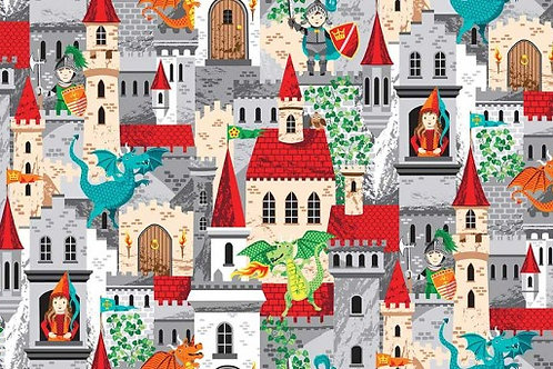 Makower 'Dragonheart' - Castles