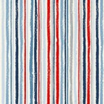 Makower 'Sail Away' Chalk Stripe
