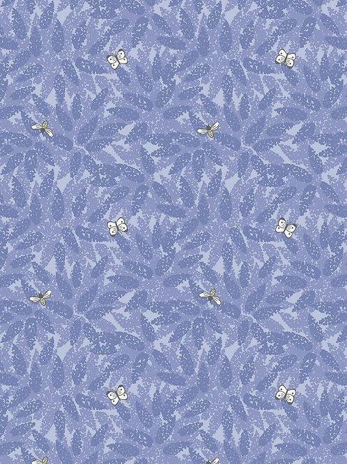 Blue Buddleia