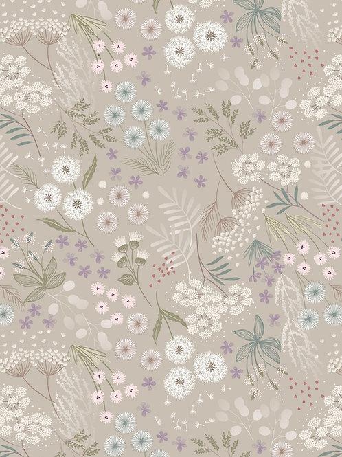 Fairy Clocks - Cream Linen Fairy plants