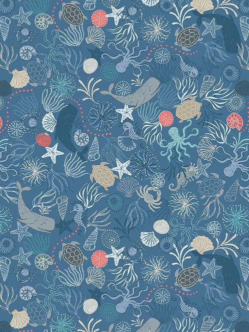 Thalassophile - Under the Sea on Dark Blue