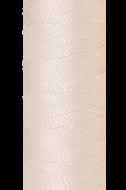 Mettler Silk Finish Cotton 50 - CANDLEWICK (Col# 3000)