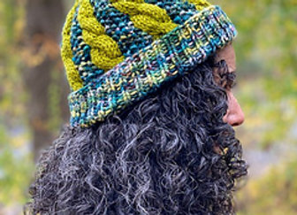 Lynnfield Cable Hat Pattern