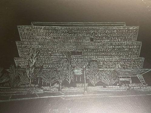 African American History Museum Washington, DC 32x26