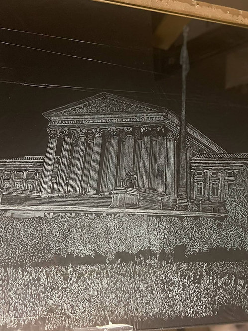 United States Supreme Court 32x26