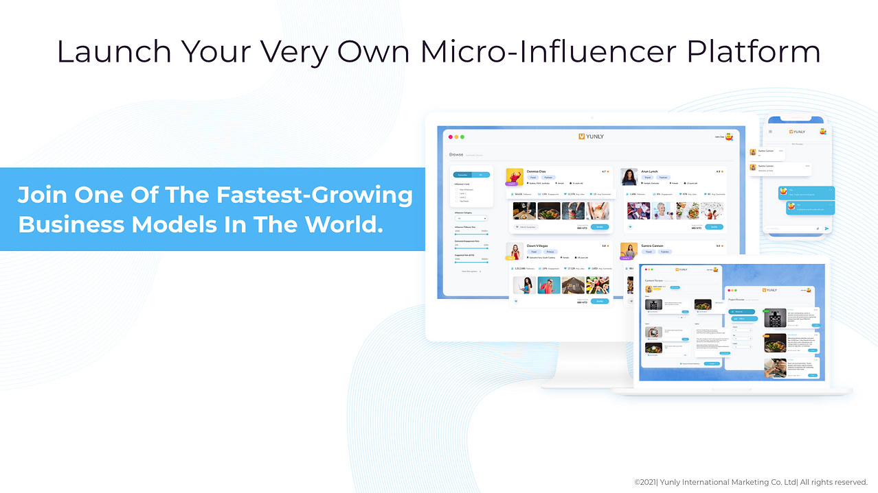 2 Launch your very own Micro-Influencer
