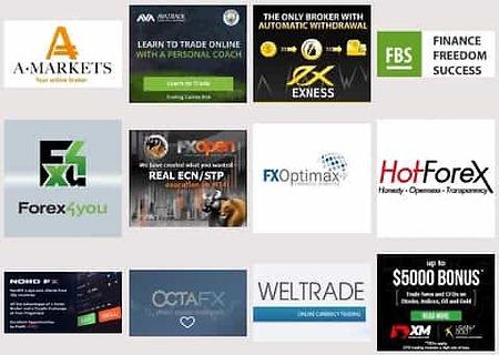 Top Forrex brokers - Strategicinvestor.n