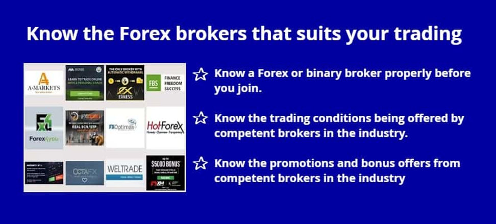 Forex broker reviews Strategicinvestor.net