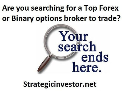 Top Forex or binary brokers to trade - Strategicinvestor.net