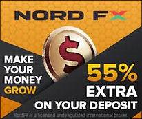NordFx Deposit bonus