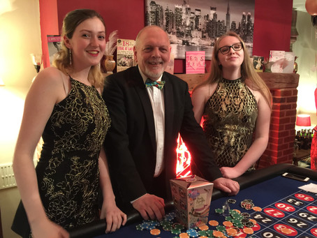 Can I have a fun casino in my home?