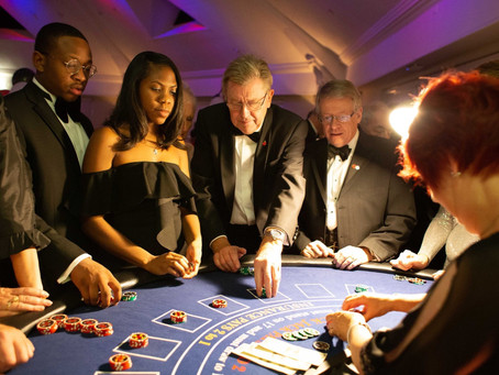 How to incorporate a Fun Casino into ANY event