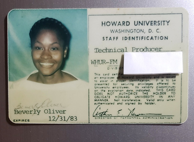 Howard University—A Legacy of Higher Learning, Higher Consciousness