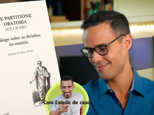 DIÁLOGO SOBRE AS DIVISÕES DA ORATÓRIA de Marcus Tullius Cicero.