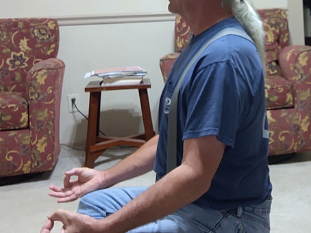 Meditation: Relieve Stress Naturally