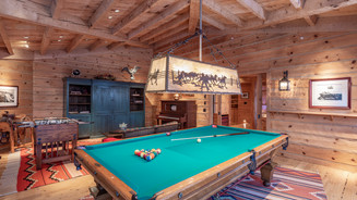 An Inviting Game Room