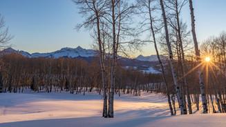 Last Light Mount Wilson View