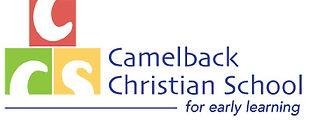 CCS Camelback Christian School Vert. Log