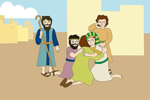 달려라! 요셉-삽화22