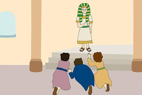 달려라! 요셉-삽화10