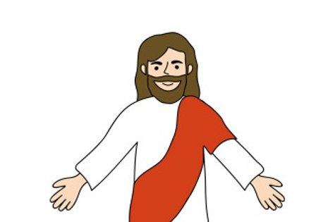 전도왕바울-예수님