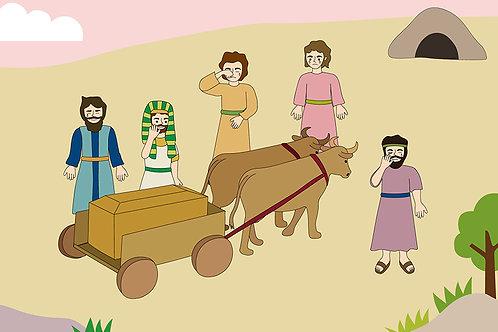 달려라! 요셉-삽화21