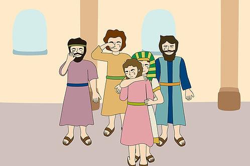 달려라! 요셉-삽화15
