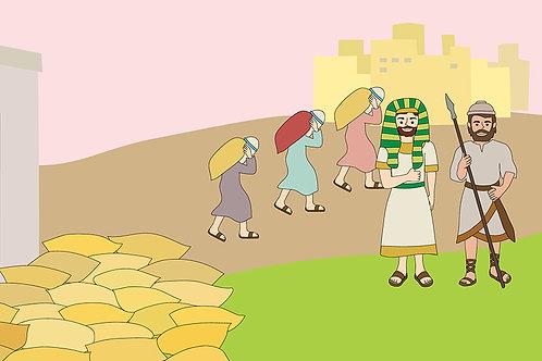 달려라! 요셉-삽화17