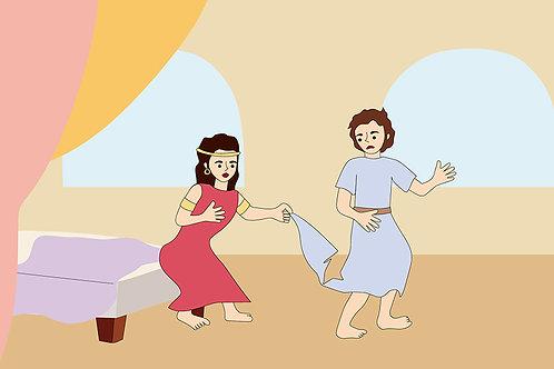 달려라! 요셉-삽화04