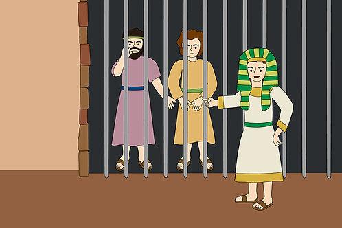달려라! 요셉-삽화11