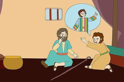 달려라! 요셉-삽화16