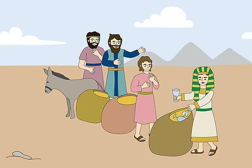 달려라! 요셉-삽화14