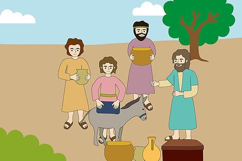 달려라! 요셉-삽화12