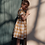 Thumbnail: jupe Fève lin carreaux safran