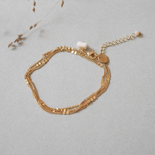 bracelet et collier Neem