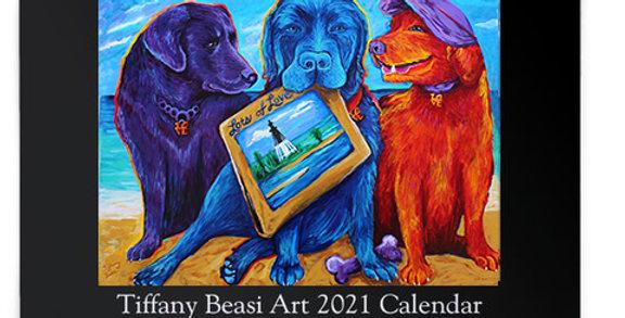 2021 Positivity Calendar