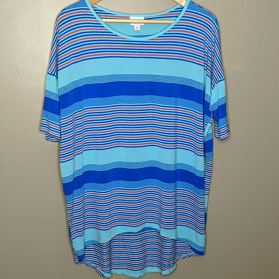 Lularoe Striped Irma Tunic