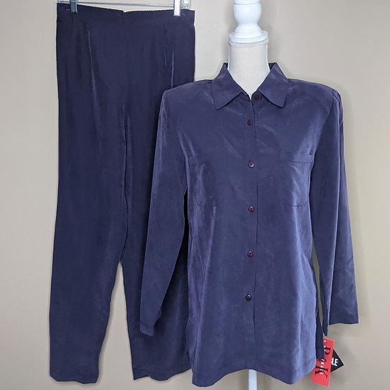 Vintage R&K Originals Pantsuit Set
