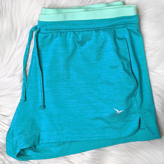 Old Navy Go-Dry Semi Fitted Athletic Shorts