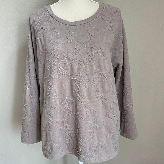 Vince Dolman Sleeve Pullover Sweater