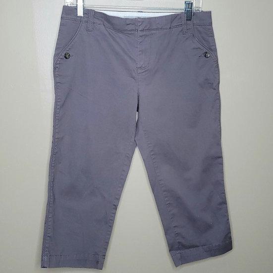 Old Navy Mid Rise Capri Pants