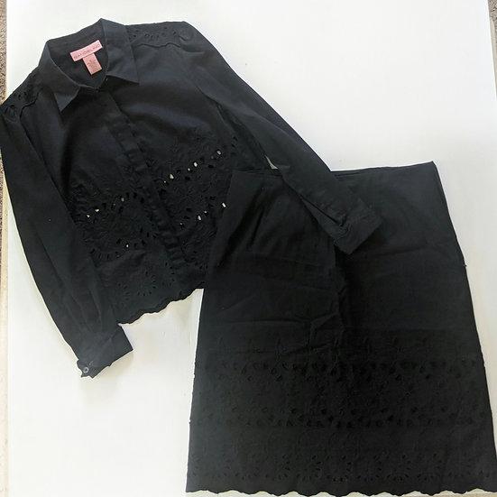Bandolino Skirt & Blouse Outfit
