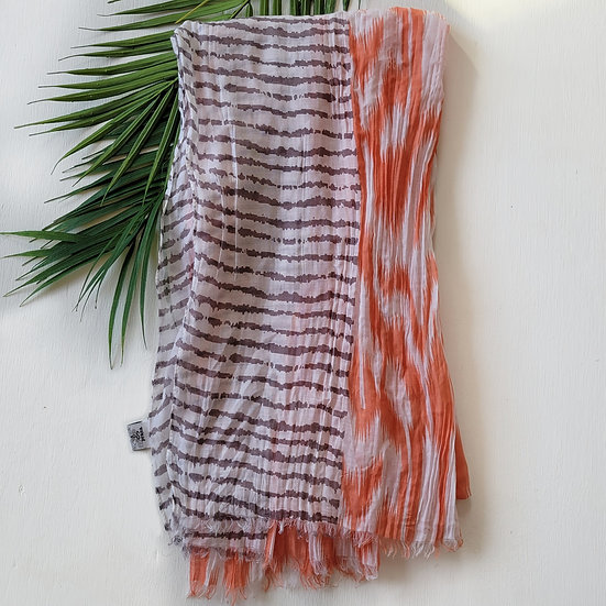 prAna Striped Lightweight Scarf