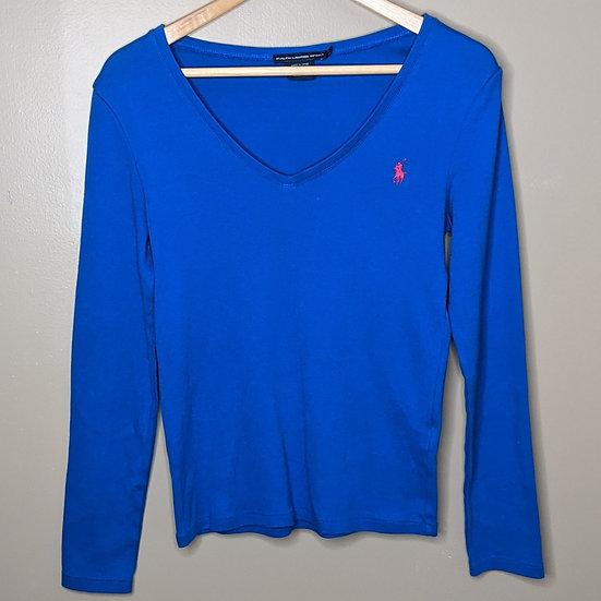 Ralph Lauren Sport Long Sleeve Cotton Shirt