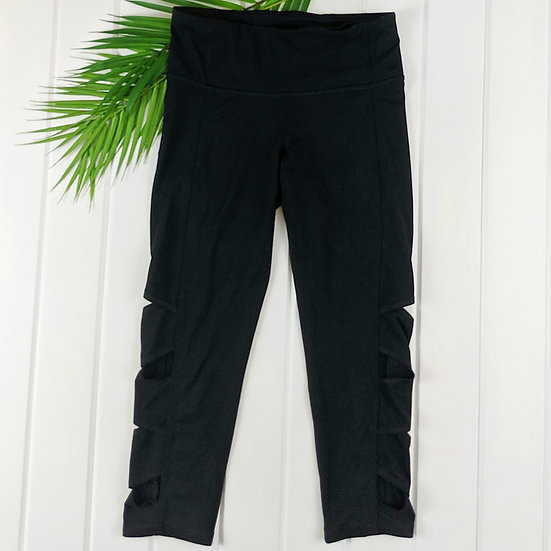 Champion Criss Cross Crop Yoga Pants